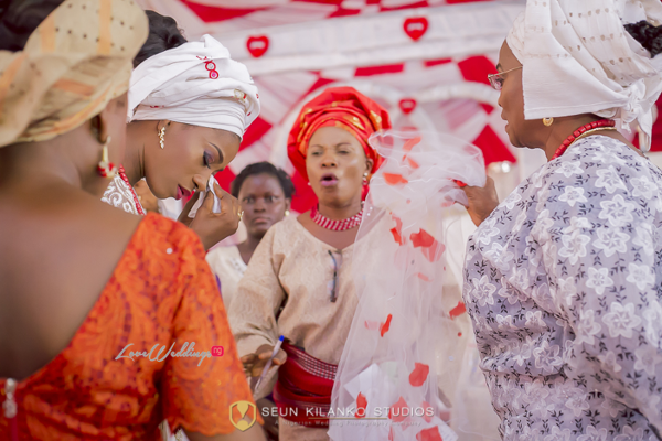 Nigerian Traditional Wedding - Tears Lamide and Biodun Seun Kilanko Studios LoveweddingsNG 4