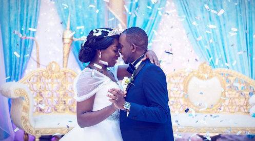 Seyi & Ore's Wedding in Manchester | FreshRB Weddings