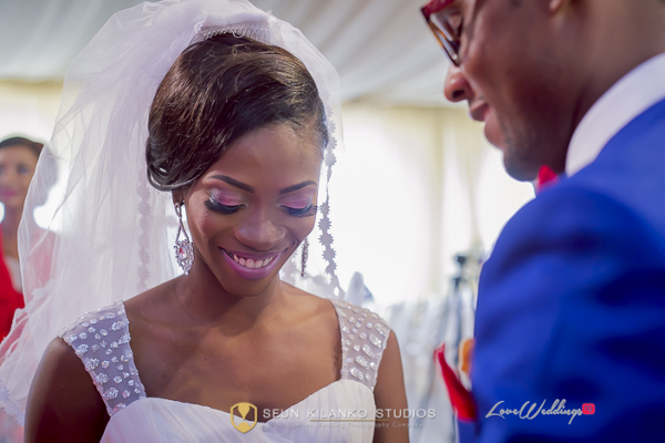 Nigerian White Wedding Bride and Groom Lamide and Biodun Seun Kilanko Studios LoveweddingsNG 1