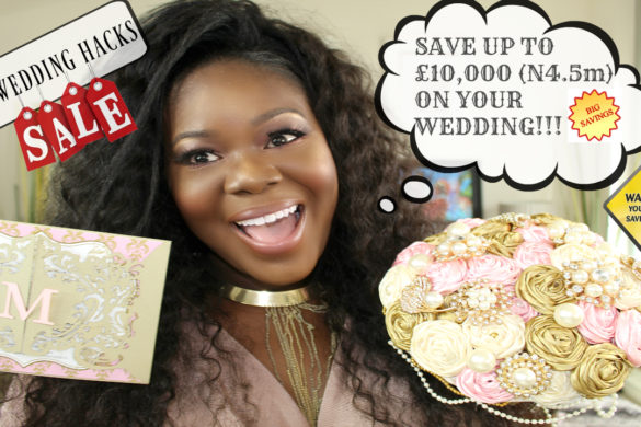How to save money on your wedding | Get Wedding Ready with Wura Manola