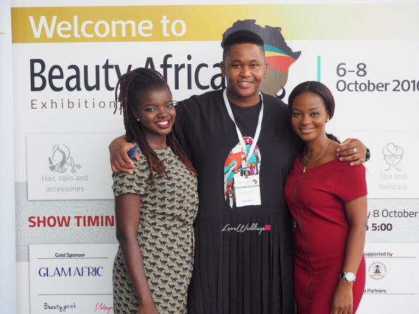 LoveweddingsNG at the Beauty Africa Exhibition – Day 1