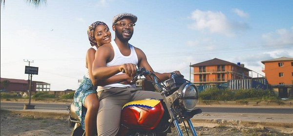 Falz & Simi 'break the internet' with loved-up photos