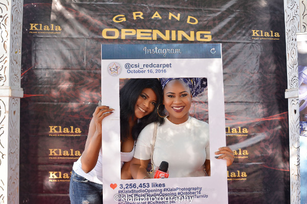 Grand Opening of Klala Photography Studios, Lekki, Lagos