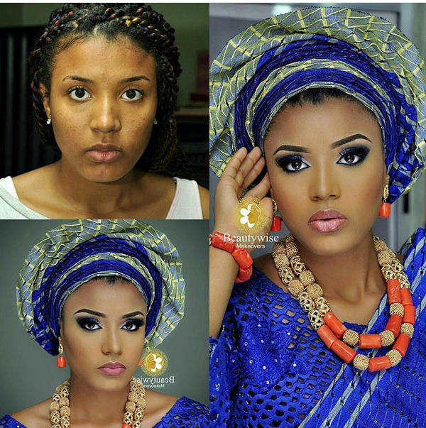 nigerian-bridal-before-and-after-makeover-beautywise-makeover-loveweddingsng