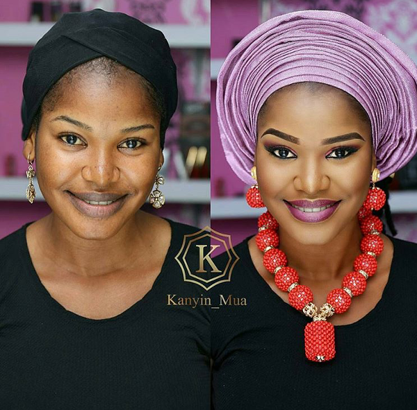 nigerian-bridal-before-and-after-makeover-kanyin-mua-loveweddingsng