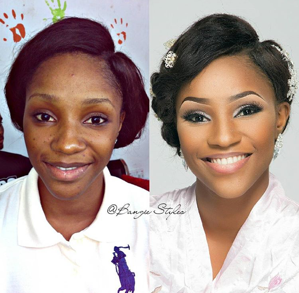 nigerian-bridal-makeover-before-and-after-bangie-styles-loveweddingsng