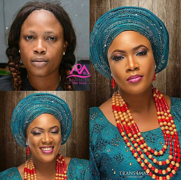 nigerian-bridal-makeover-before-and-after-beauty-by-pms-touch-loveweddingsng