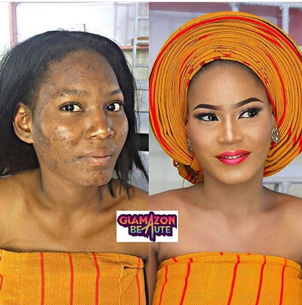 nigerian-bridal-makeover-before-and-after-glamazon-beaute-loveweddingsng