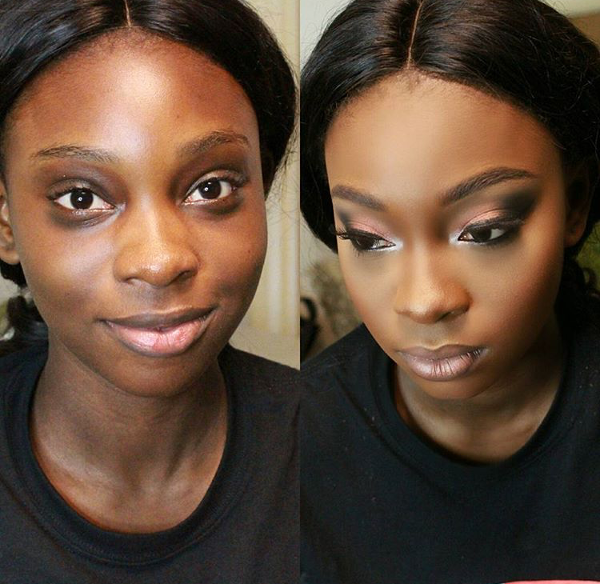 nigerian-bridal-makeover-before-and-after-ikandi-mua-loveweddingsng