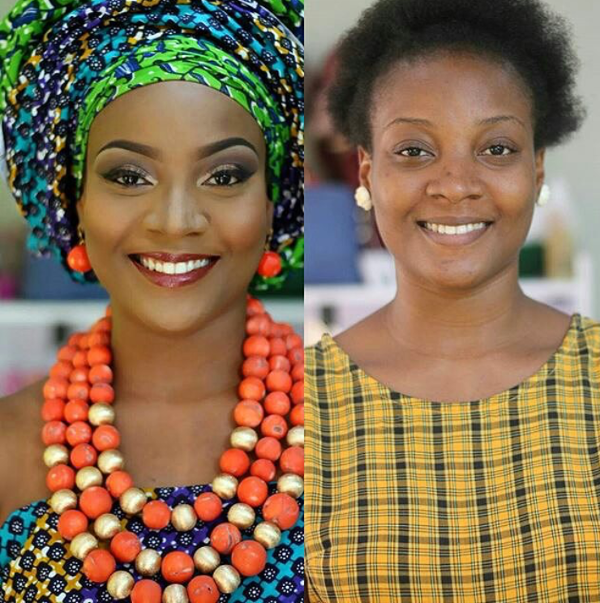 nigerian-bridal-makeover-before-and-after-posh-beauty-glitz-and-glam-loveweddingsng
