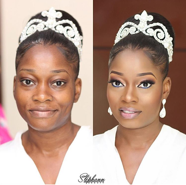 nigerian-bridal-makeover-before-and-after-stephann-beauty-loveweddingsng