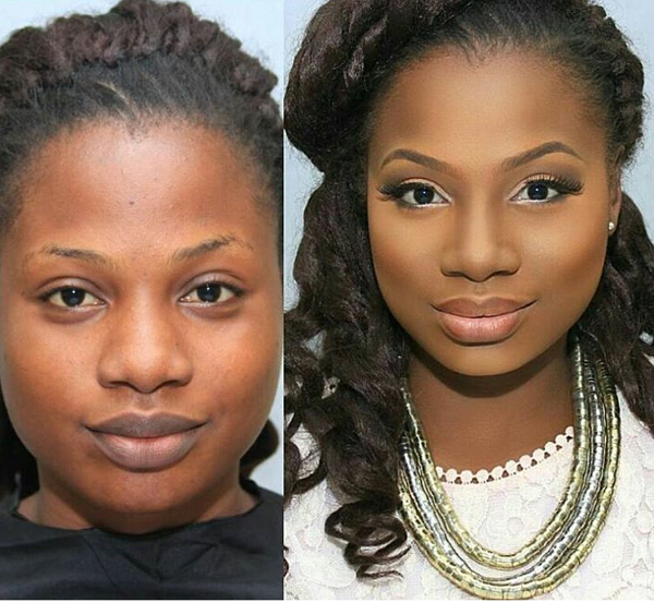 nigerian-bridal-makeover-before-and-after-zeelicious-fairy-loveweddingsng-2