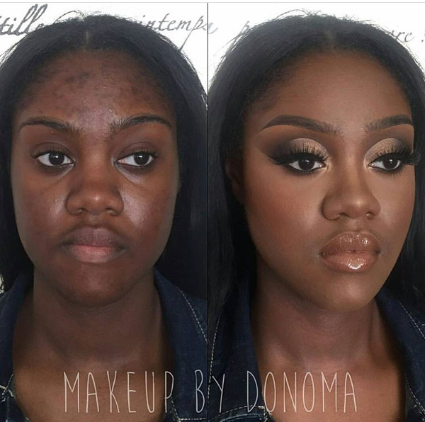 nigerian-makeovers-before-and-after-makeup-by-donoma-loveweddingsng