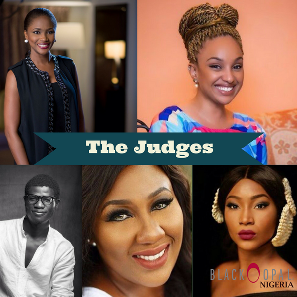 black-opal-nigeria-beauty-campaign-2016-judges-lola-maja-emmanuel-oyeleke-lilian-paul-isio-de-la-vega-and-onah-nwachukwu-loveweddingsng