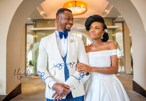 First Photos from EmmaOhmaGod & Yetunde's Wedding | Mikael B