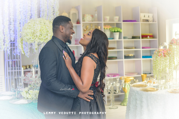 Izzi & Oche's Gorgeous PreWedding Shoot at The Wedding Mall | Lemmy Vedutti Photography