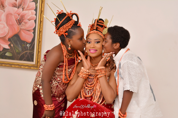 nigerian-traditional-bride-and-little-onesewemade-igbinedion-ganiu-kuteyis-royal-wedding-klala-photography-loveweddingsng