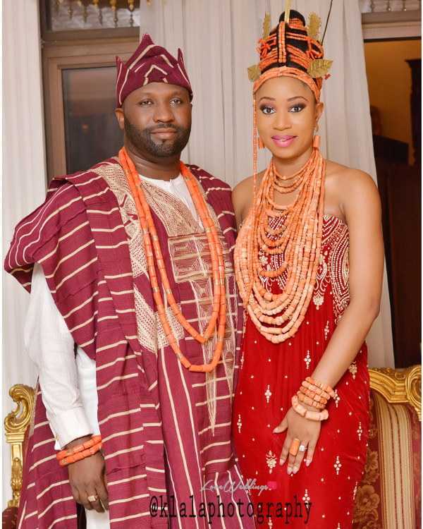 nigerian-traditional-couple-ewemade-igbinedion-ganiu-kuteyis-royal-wedding-klala-photography-loveweddingsng-1