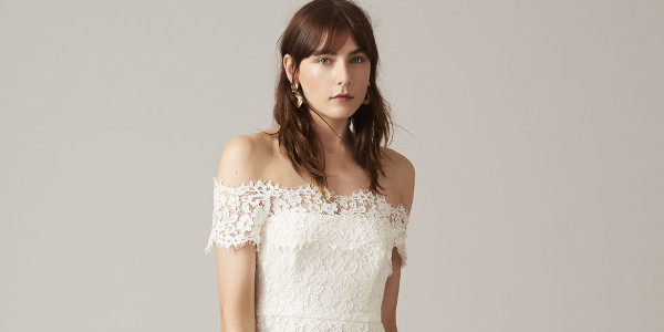Introducing Whistles Weddings' first bridal collection