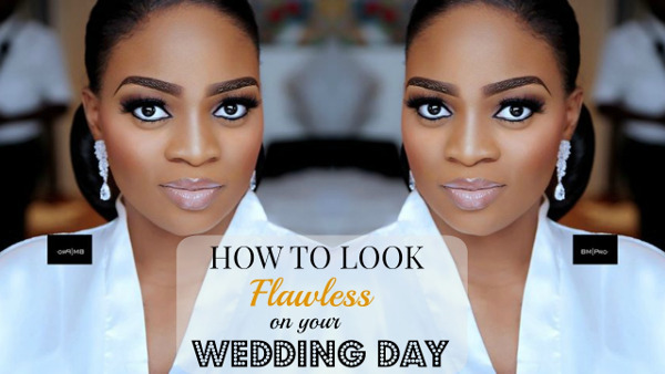 How to Look Flawless on Your Wedding Day | Get Wedding Ready with Wura Manola