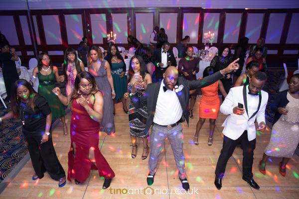 The Elite Vendors Christmas Ball 2016 | When Wedding Vendors Turn Up