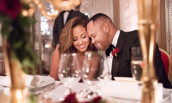#HappilyEverHoughton | Adrienne & Israel Houghton's Parisian Wedding