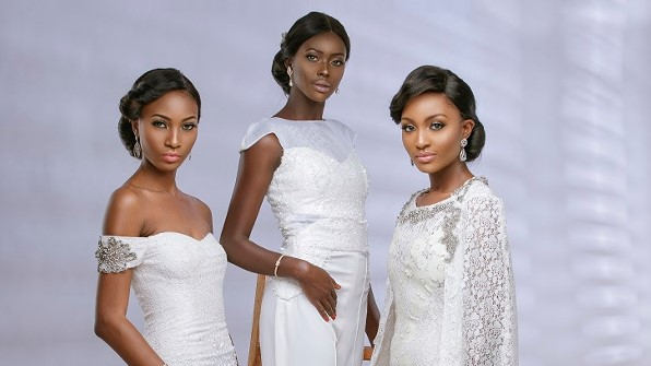 Powede Lawrence, Nnenna Okoli & Maryam Salami cover Beauty Box Magazine
