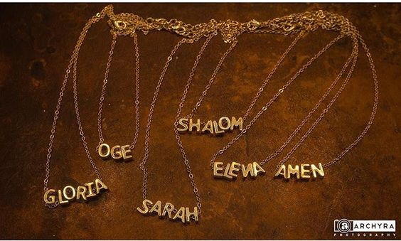 gifts-for-your-bridesmaids-chains-and-custom-pendants-loveweddingsng