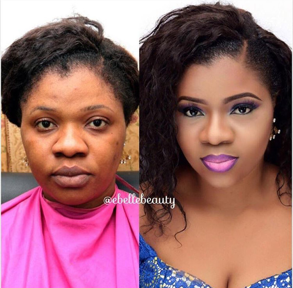 nigerian-bridal-makeovers-before-and-after-ebelle-beauty-loveweddingsng