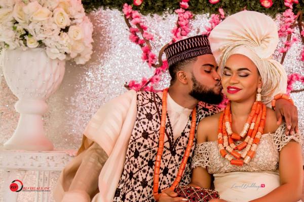 nigerian-traditional-bride-and-groom-nosa-collins-teesalure-events-loveweddingsng