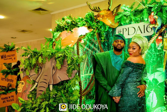 nigerian-wedding-trend-2016-jungle-themed-traditional-wedding-pda16-loveweddingsng