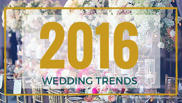 Nigerian Wedding Trends 2016: Two Wedding Hashtags, Illustrations, Brave Grooms & More