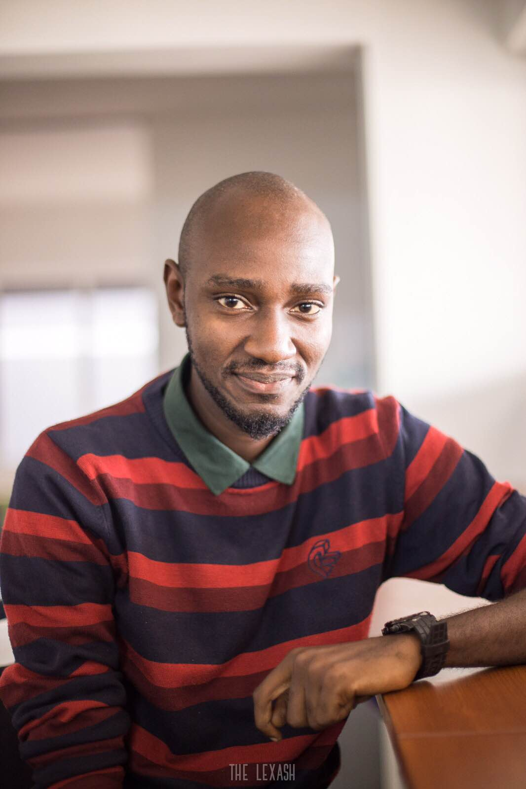 Okahi-Ahigbe-Lean-Kid-Nigerian-Wedding-Illustrator-LoveweddingsNG