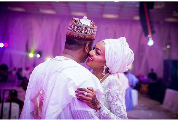 First Photos from #ZAhmed2016: Inside Zahra Buhari & Ahmed Indimi's Royal Presidential Wedding