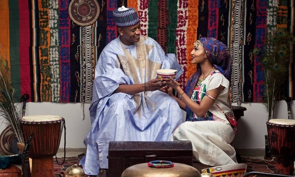 The President's daughter, Zahra Buhari & Ahmed Indimi are set to wed