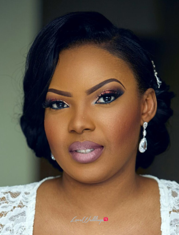 Nigerian Bride - Prince Kasali and Olori Abisoye Jide Kola LoveWeddingsNG 2