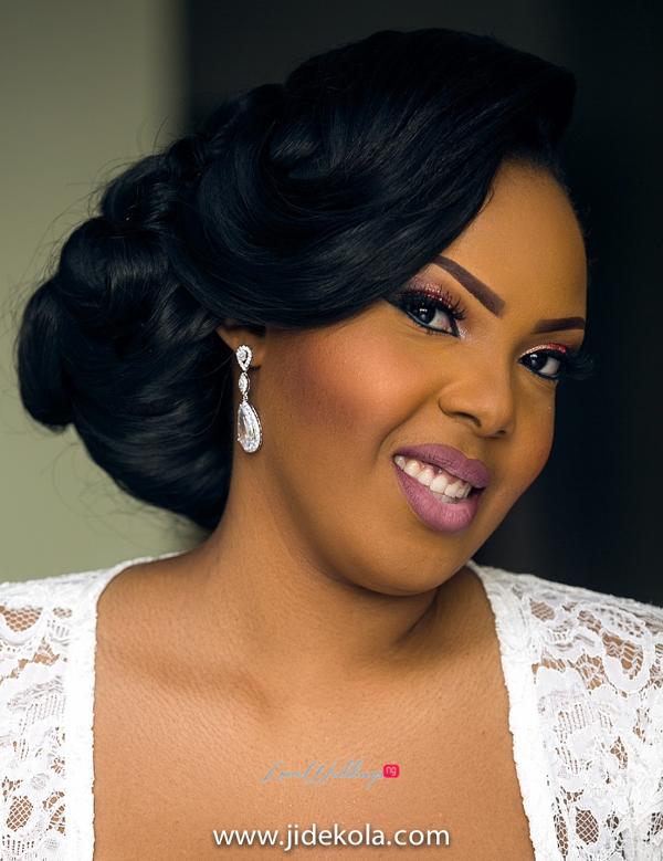 Nigerian Bride - Prince Kasali and Olori Abisoye Jide Kola LoveWeddingsNG