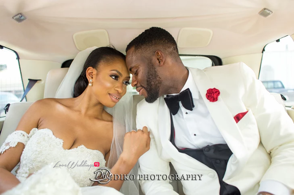 Nigerian Bride and Groom Amaka and Oba 3003 Events LoveWeddingsNG 3