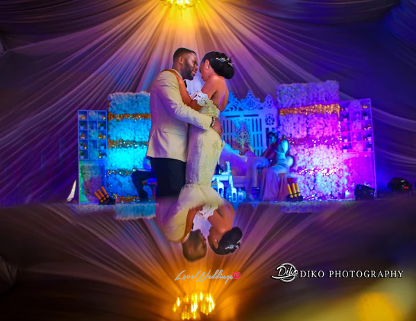 Nigerian Bride and Groom First Dance Amaka and Oba 3003 Events LoveWeddingsNG 4