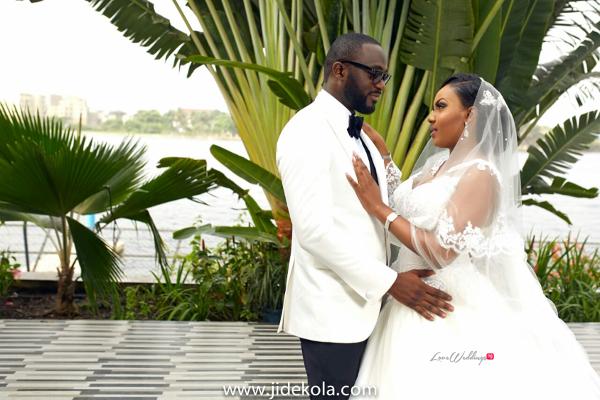 Nigerian Couple - Prince Kasali and Olori Abisoye Jide Kola LoveWeddingsNG 2