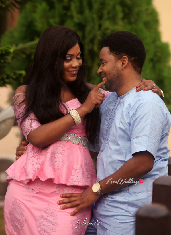 Nigerian PreWedding Shoot Bidemi and Kenny Ijalana Oke LoveWeddingsNG 1