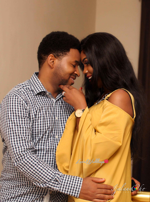 Nigerian PreWedding Shoot Bidemi and Kenny Ijalana Oke LoveWeddingsNG 4