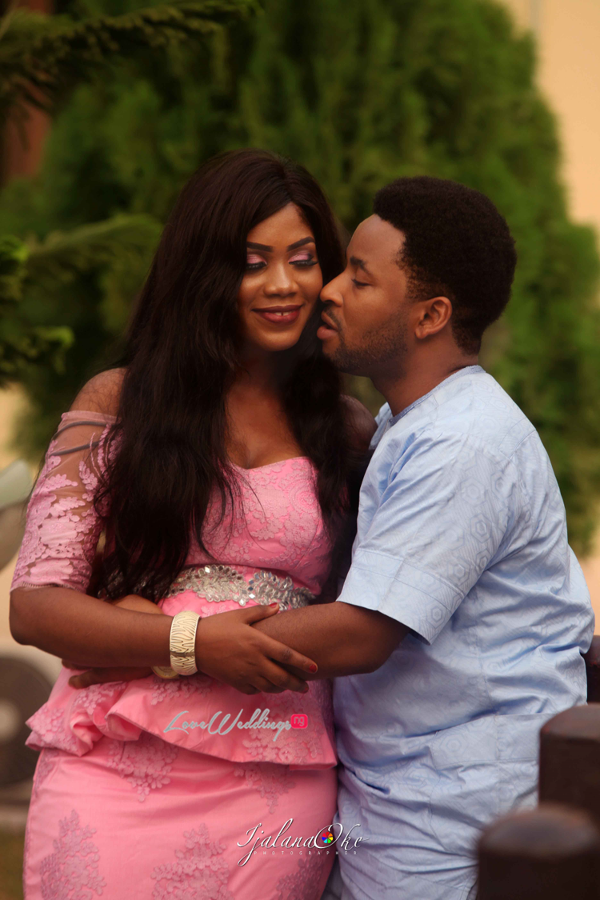 Nigerian PreWedding Shoot Bidemi and Kenny Ijalana Oke LoveWeddingsNG 5