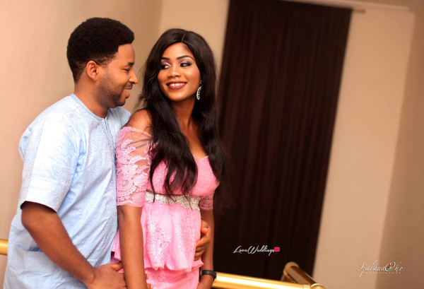 Nigerian PreWedding Shoot Bidemi and Kenny Ijalana Oke LoveWeddingsNG
