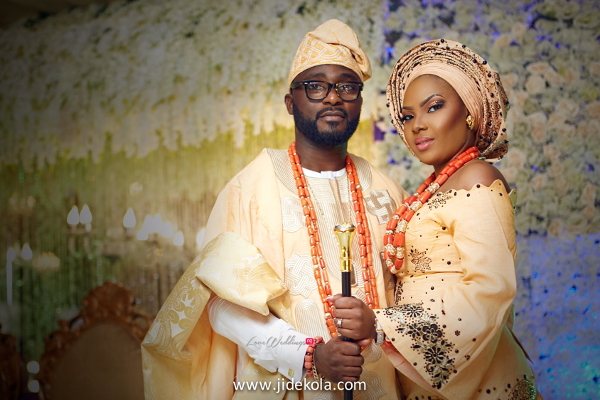 #LoveBTween2017: Olori Abisola & Prince Kasali's Taditional Wedding | Jide Kola Photography