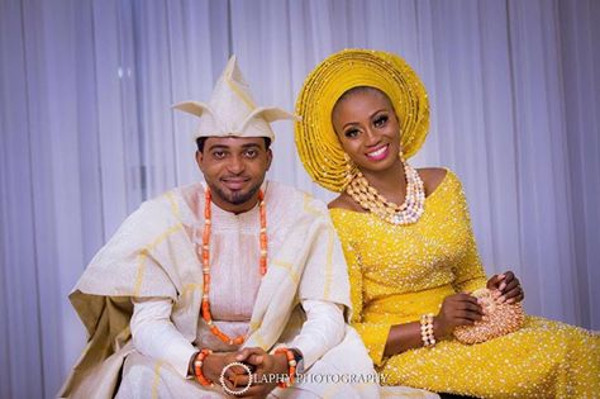 #Ifewa17: Bimbo (Oshewa Beauty) weds Ife: First Photos