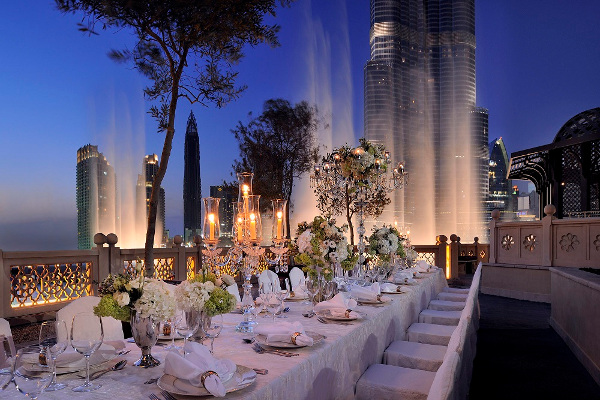 Join us at the largest open-air wedding fair in Dubai by Emaar Hospitality Group