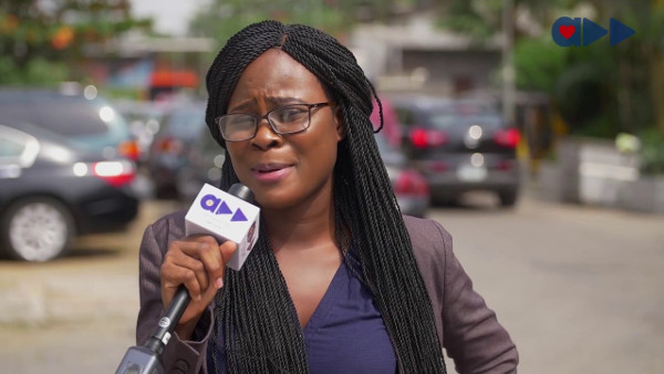 Lagosians share what Valentine's day means to them | Accelerate TV