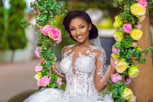 Ghana Contours by Valerie Lawson (CVL) Bridal Shoot LoveWeddingsNG