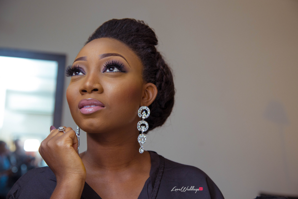 Nigerian Bride Toyosi Ilupeju and Wole Makinwa WED Dream Wedding Details Diko Photography LoveWeddingsNG 1